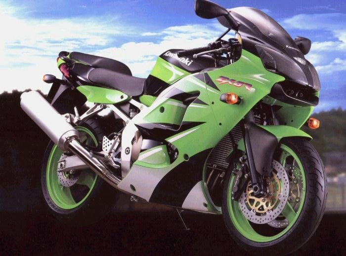 Kawasaki ZX-6R 600