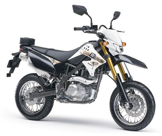 kawasaki 125 d tracker 2012 fiche moto motoplanete. Black Bedroom Furniture Sets. Home Design Ideas