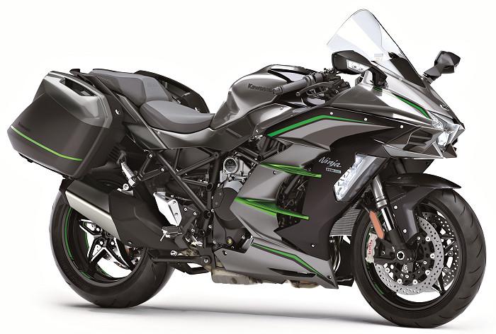 Kawasaki NINJA H2 SX SE + Tourer