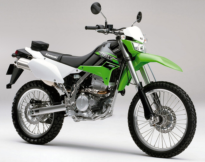 kawasaki klx 250 car interior design. Black Bedroom Furniture Sets. Home Design Ideas