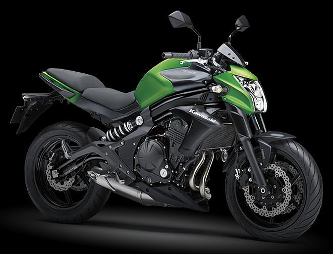 Kawasaki Er 6n 650 2014 Fiche Moto Motoplanete