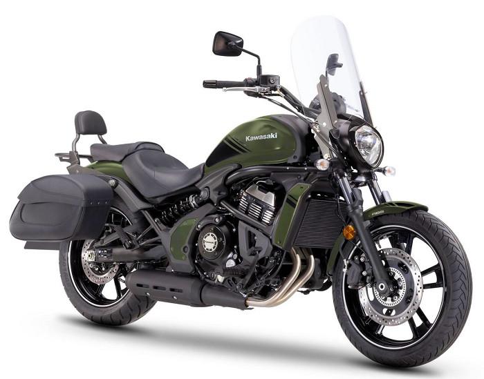 Kawasaki 650 VULCAN S Tourer