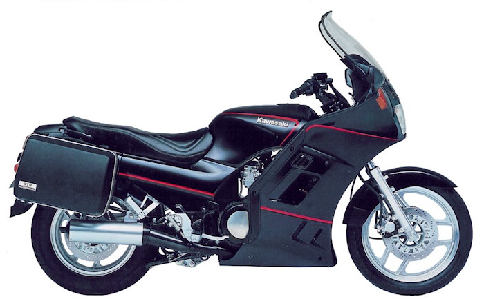 Kawasaki 1000 GTR