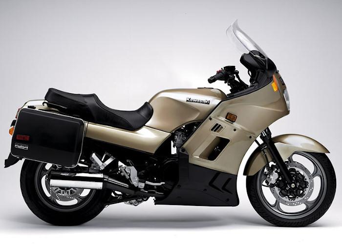 Kawasaki Concours  Fiche