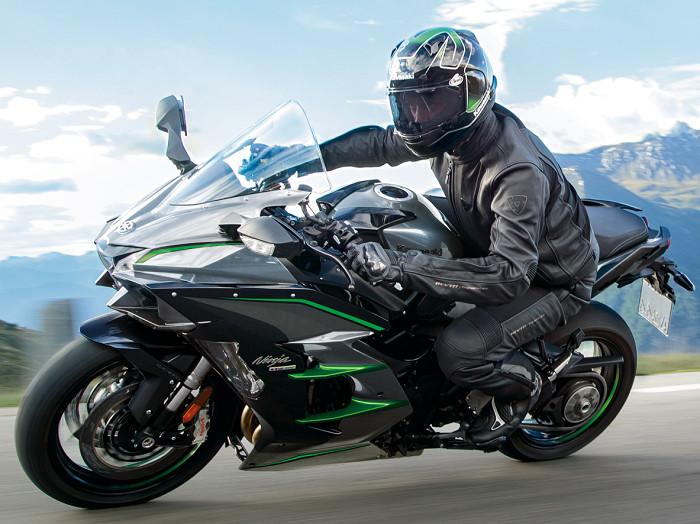 Kawasaki Ninja H2 Sx Se 2019 Fiche Moto Motoplanete