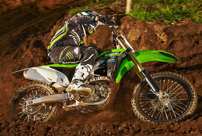 kawasaki kx 250 f 2014 fiche moto motoplanete. Black Bedroom Furniture Sets. Home Design Ideas