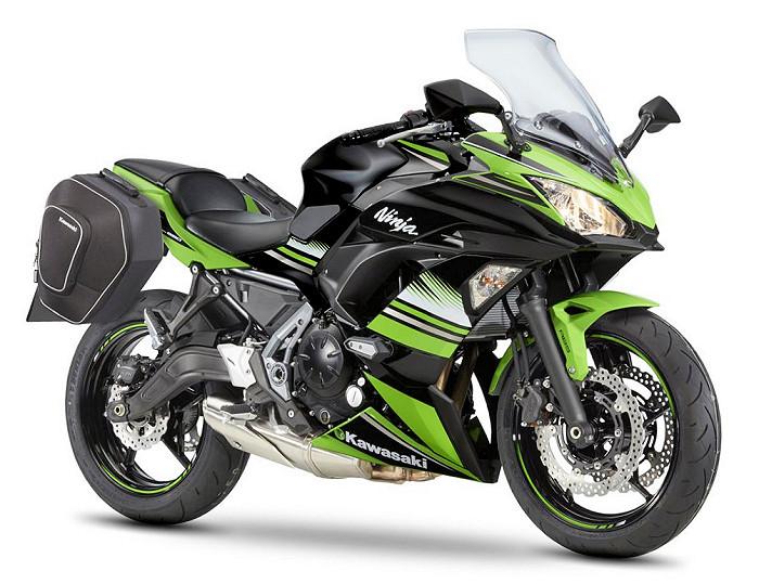 Kawasaki Ninja 650 Tourer