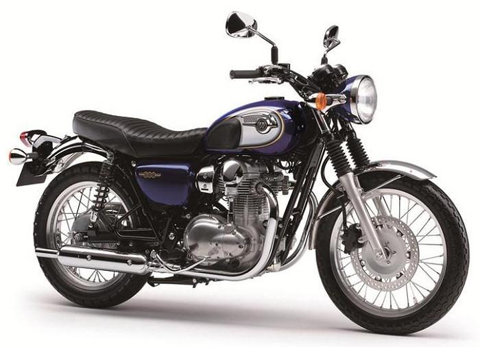 Kawasaki W 800 2014 Fiche Moto Motoplanete