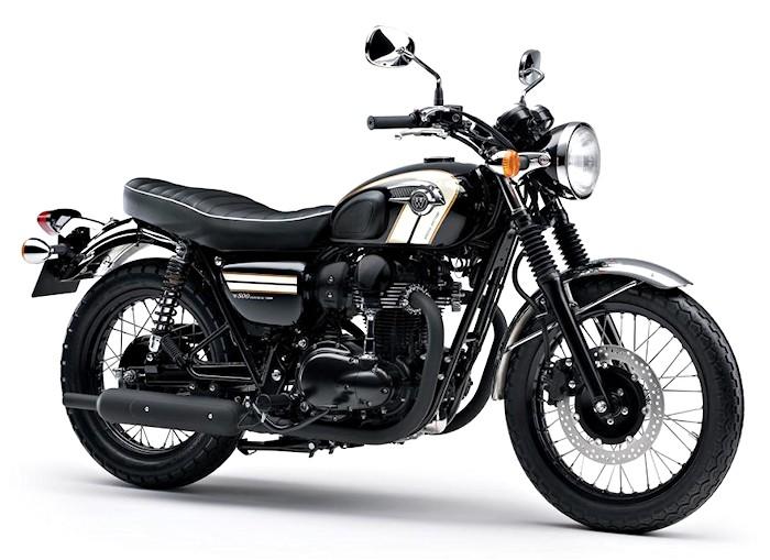 Kawasaki W 800 Edition Speciale