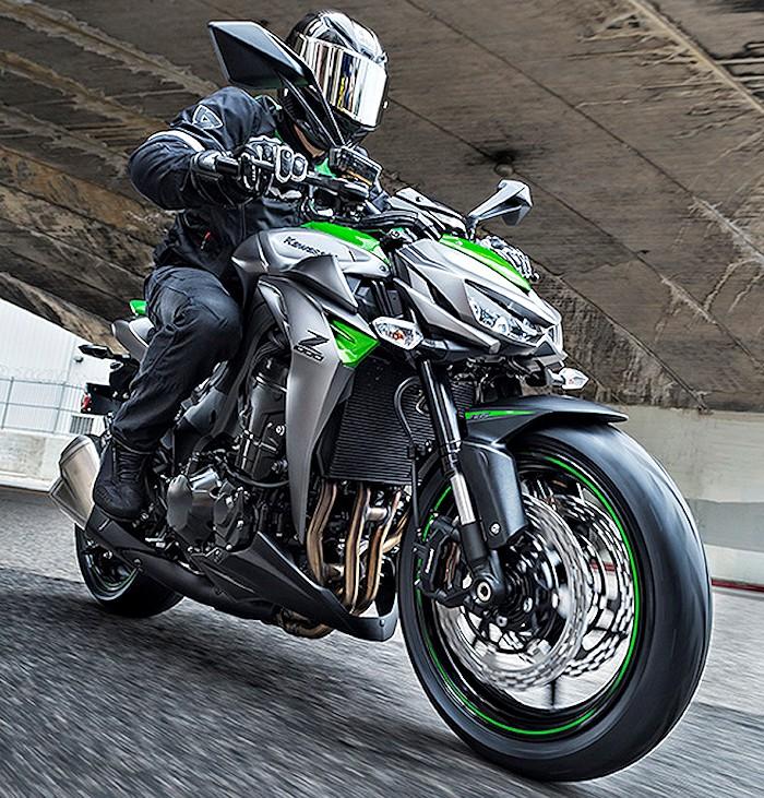Kawasaki Z 1000 2016 - Fiche moto - MOTOPLANETE