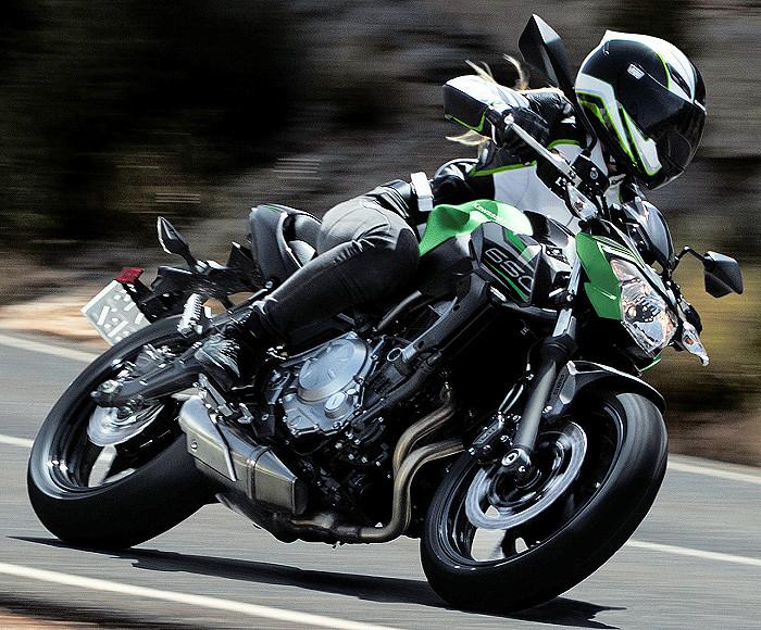 Kawasaki Z 650 2019 Fiche Moto Motoplanete