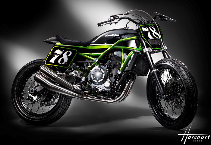 Kawasaki Z 650 MRS