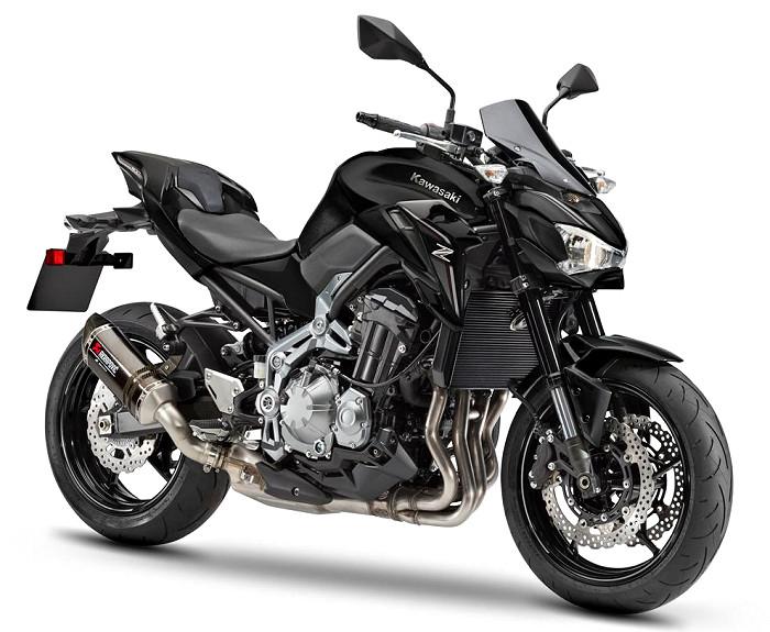 Accessoire moto z900