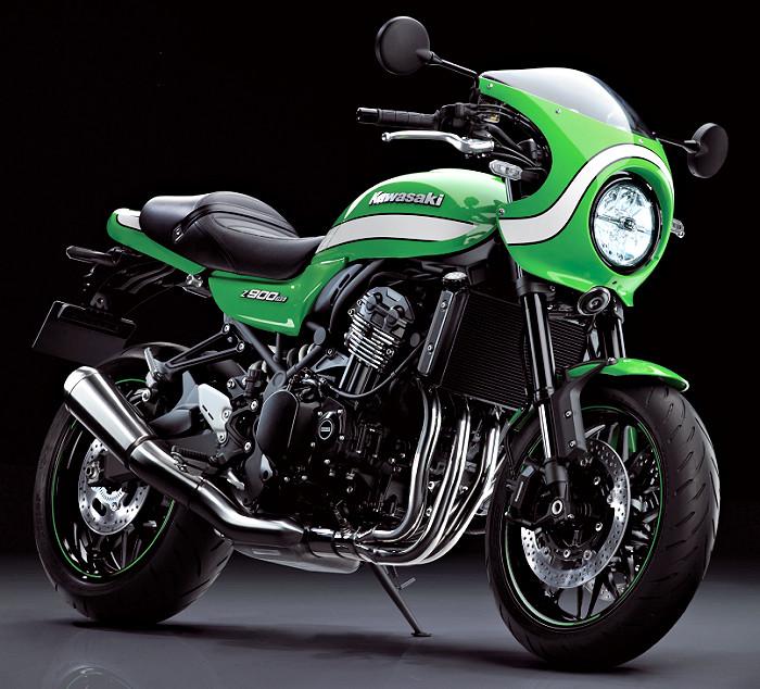 Kawasaki Z 900 Rs Caf 233 2018 Fiche Moto Motoplanete