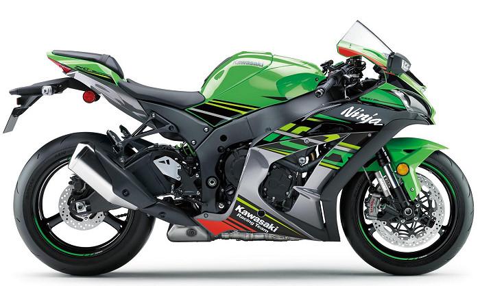 Kawasaki Ninja 1000 ZX-10R KRT Replica
