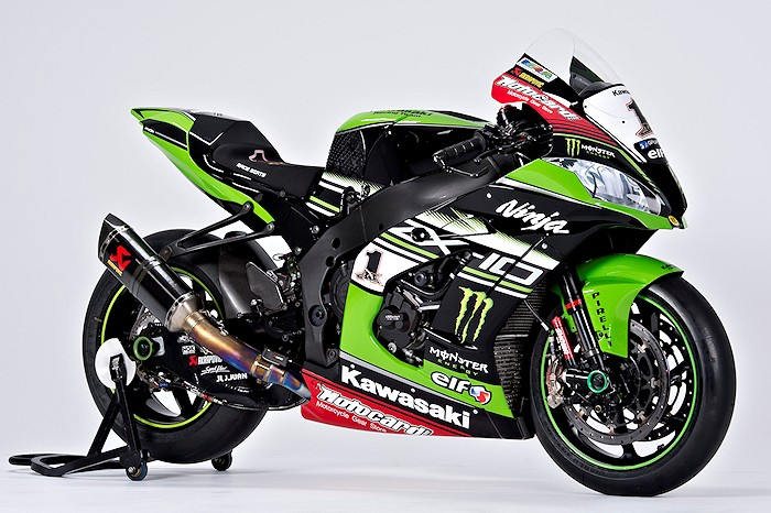 Kawasaki Team Green