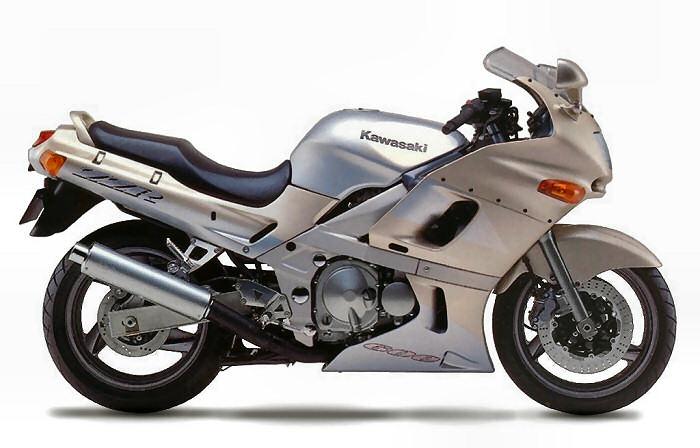 Kawasaki 600 ZZR 1998 - Fiche moto - MOTOPLANETE
