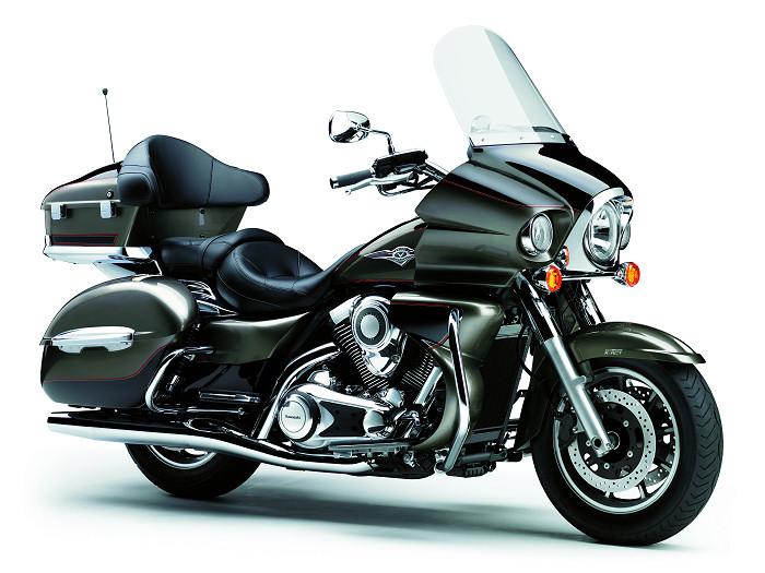 kawasaki vn 1700 voyager 2012 fiche moto motoplanete. Black Bedroom Furniture Sets. Home Design Ideas