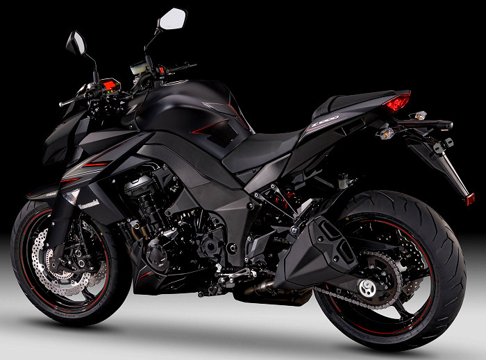 kawasaki z 1000 black edition 2012 fiche moto motoplanete. Black Bedroom Furniture Sets. Home Design Ideas