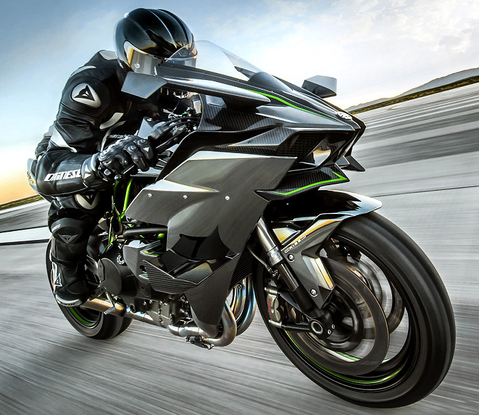Kawasaki Ninja H2r 2015 Fiche Moto Motoplanete
