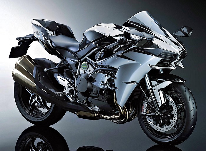 Kawasaki Ninja H2 2016 Fiche Moto Motoplanete