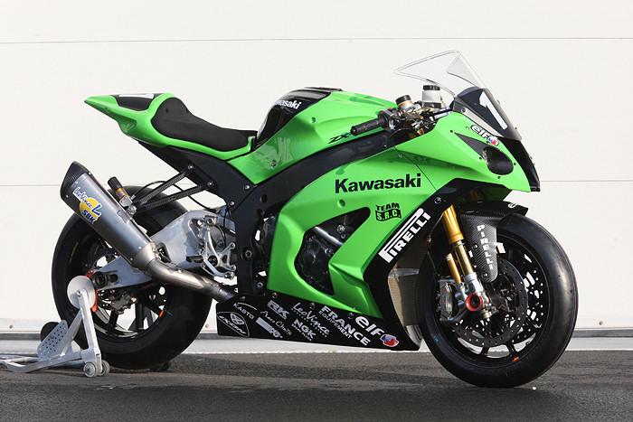 Kawasaki ZX 10R 1000 EWC Endurance 2011