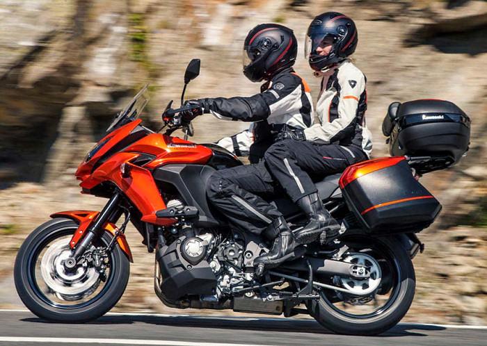 kawasaki versys 1000 grand tourer 2015 fiche moto motoplanete. Black Bedroom Furniture Sets. Home Design Ideas