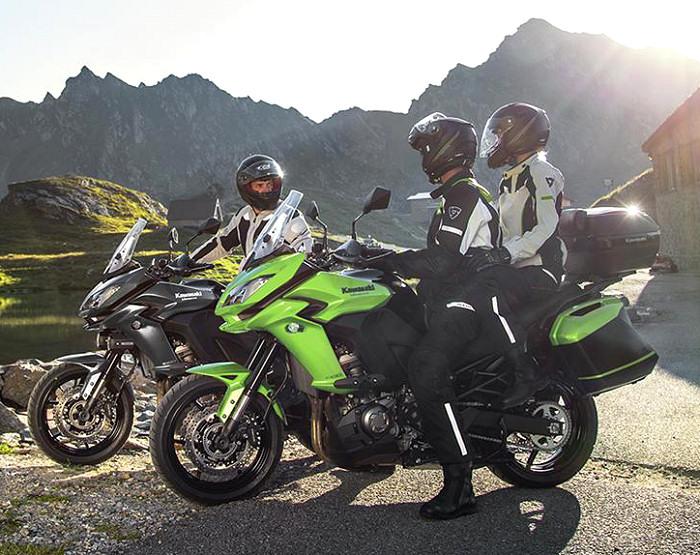 kawasaki versys 1000 grand tourer 2016 fiche moto motoplanete. Black Bedroom Furniture Sets. Home Design Ideas