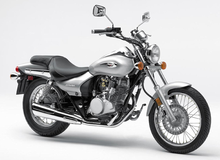 Kawasaki 125 ELIMINATOR
