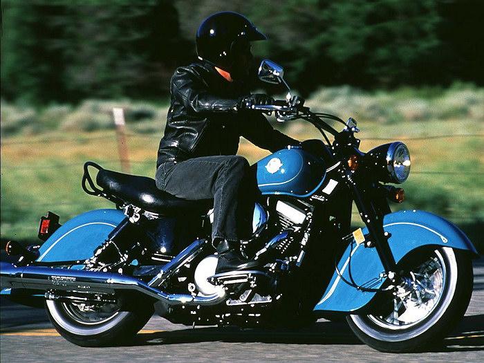 Kawasaki Vn 1500 Drifter 2000 - Fiche Moto