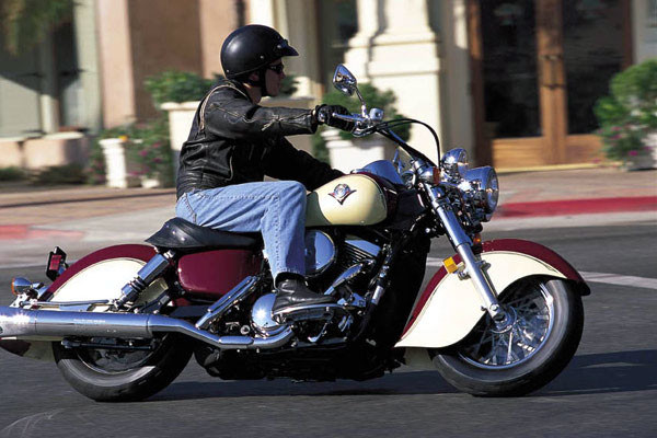 Bonneville And Son >> Kawasaki VN 1500 DRIFTER 2002 - Fiche moto - Motoplanete