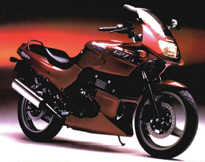 kawasaki 500 gpz 1994 fiche moto motoplanete. Black Bedroom Furniture Sets. Home Design Ideas