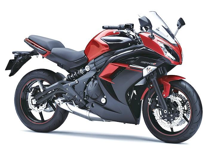 kawasaki er 6f 650 2016 fiche moto motoplanete. Black Bedroom Furniture Sets. Home Design Ideas