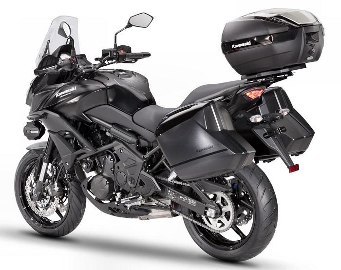 kawasaki versys 650 grand tourer 2016 fiche moto motoplanete. Black Bedroom Furniture Sets. Home Design Ideas