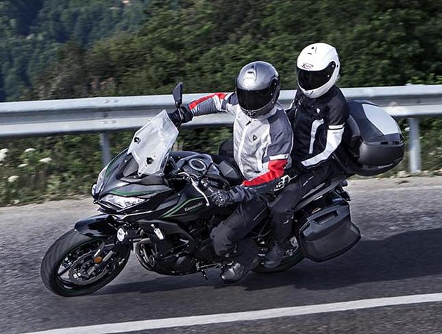 Kawasaki VERSYS 650 GRAND TOURER