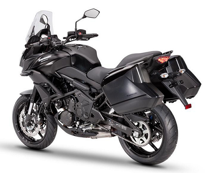 kawasaki versys 650 tourer 2015 fiche moto motoplanete. Black Bedroom Furniture Sets. Home Design Ideas