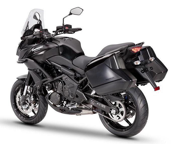 kawasaki versys 650 tourer 2015 fiche moto motoplanete. Black Bedroom Furniture Sets. Home Design Ideas
