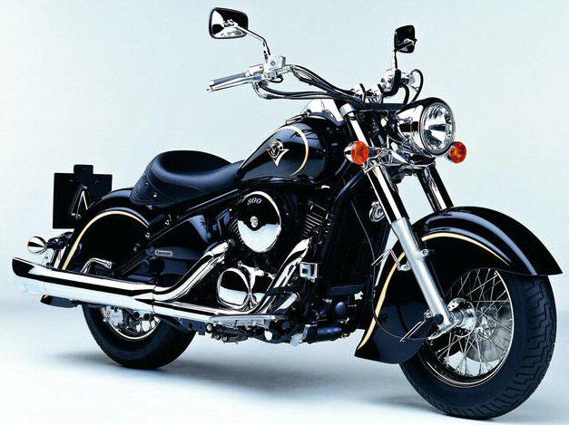 moto kawasaki 800 custom