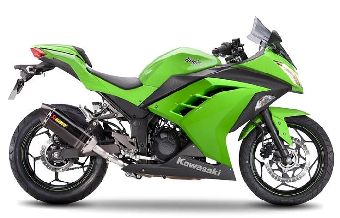 Kawasaki Ninja 300 Performance