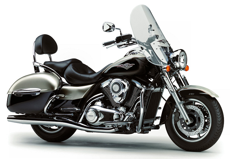 Kawasaki VN 1700 Classic Tourer