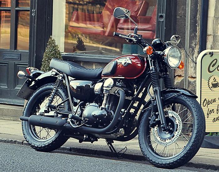 kawasaki w 800 edition speciale 2013 fiche moto motoplanete. Black Bedroom Furniture Sets. Home Design Ideas