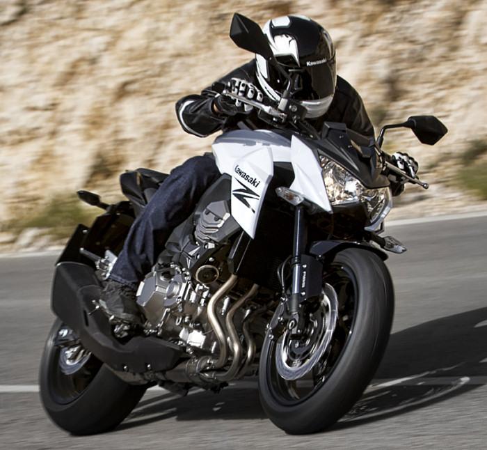 Kawasaki Z 800 E 2013 Fiche Moto Motoplanete