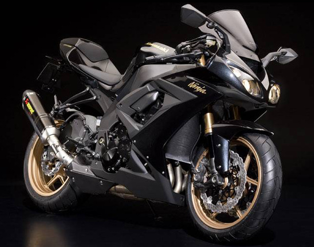 Kawasaki ZX-10R 1000 Performance Edition