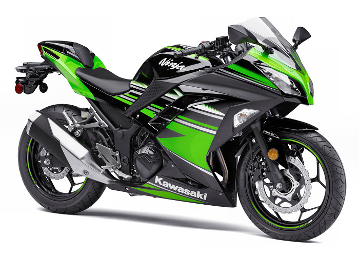 kawasaki ninja 300 r krt edition 2016 fiche moto motoplanete. Black Bedroom Furniture Sets. Home Design Ideas