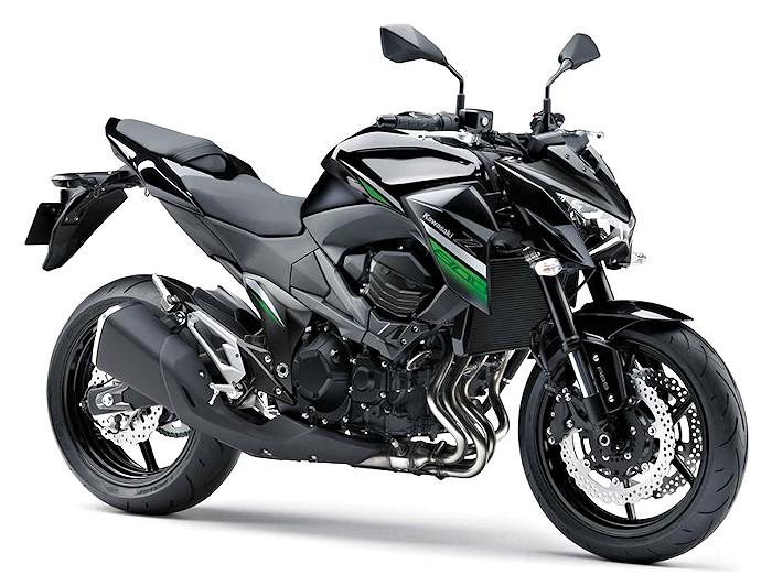Kawasaki Z 800 E 2016 Fiche Moto Motoplanete