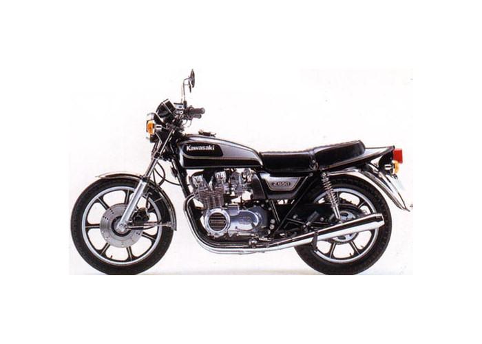kawasaki z650 1980 fiche moto motoplanete. Black Bedroom Furniture Sets. Home Design Ideas