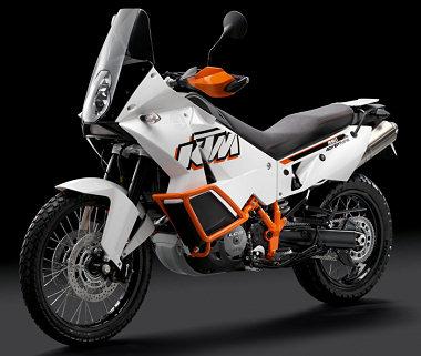 moto KTM 990 Adventure 2012