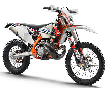 KTM 250 EXC Six Days TPI