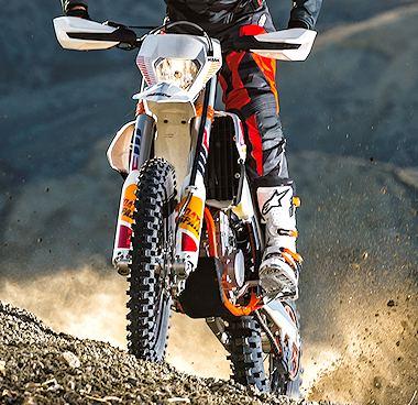 KTM 500 EXC-F Six Days 2017