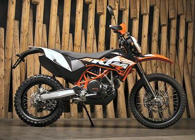 690 ENDURO R 2011